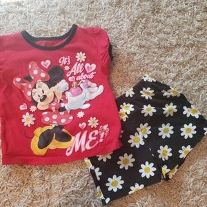 Toddler outfit by Disney